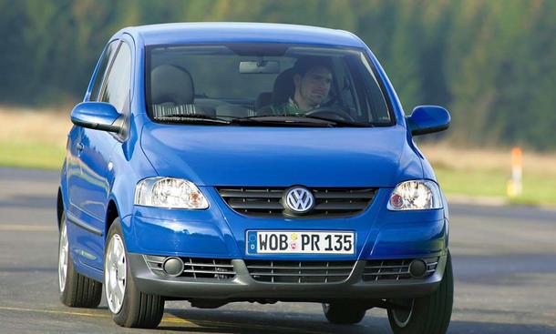 Vw Fox Im Gebrauchtwagen Ratgeber Autozeitung De