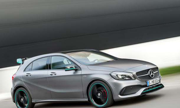 Mercedes A-Klasse Facelift 2015 Preis Preise Benziner Diesel