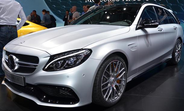 Mercedes AMG C 63 S 2014 Preis Limousine Kombi Preise