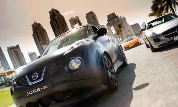 Nissan Juke-R Kleinserie bestätigt