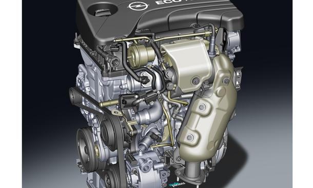 Opel Adam 1.0 SIDI Dreizylinder Turbo Benziner Kleinwagen Premiere 2014