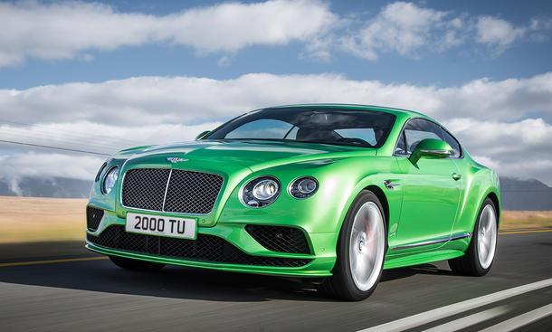 bentley continental gt speed 2015 fahrbericht luxus coupe sportwagen