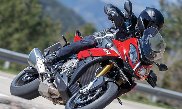 BMW Motorrad 2015 Motorräder Crossover Concept Bikes