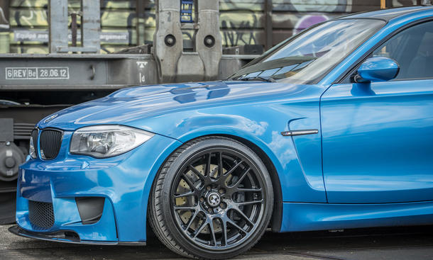 carbonfiber Dynamics BMW 1er M Coupé Tuning Carbon
