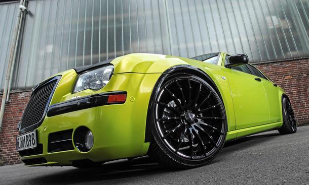 chrysler 300c touring tuning hplusb-design kombi obere mittelklasse