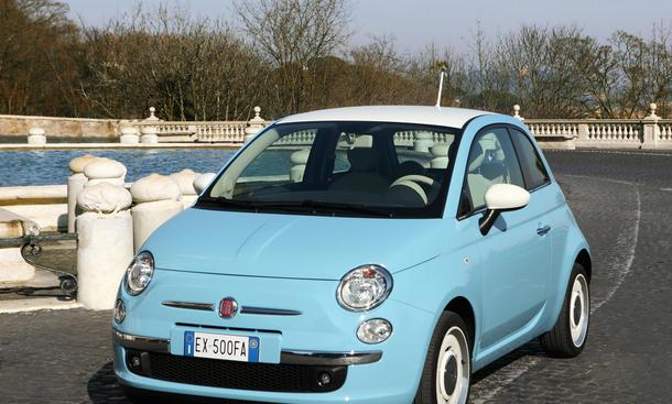 fiat 500 pkw-neuzulassungen juni 2015 kba segmente city-cars kleinstwagen