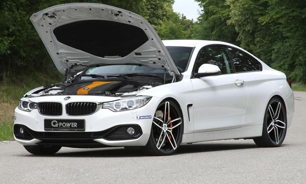 G-Power BMW 4er Coupé Tuning 435d