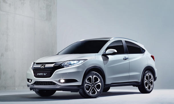 Honda HR-V Preis 2015 Benziner Diesel Preise Grundpreis City-SUV