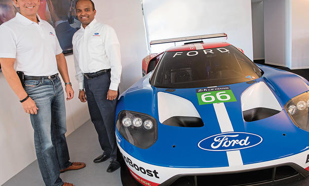 interview ceo mark fields ford gt motorsport le mans 2016