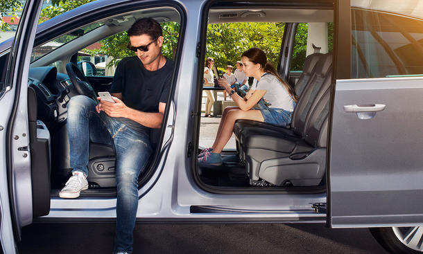 seat alhambra 2015 facelift mit sparsamen motoren und. Black Bedroom Furniture Sets. Home Design Ideas