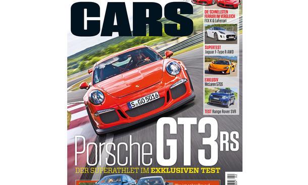 AUTO ZEITUNG SPORT&LUXURY CARS 02/2015 Vorschau