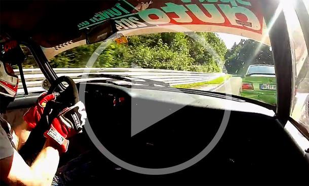 Video: Porsche 911 Carrera 993