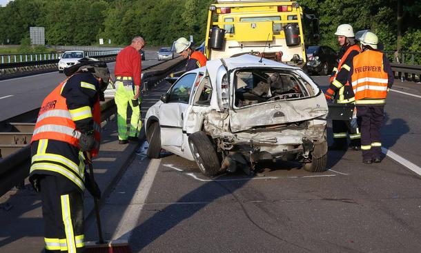 Unfall-Statistik Mai 2015 Verkehrstote Verletzte