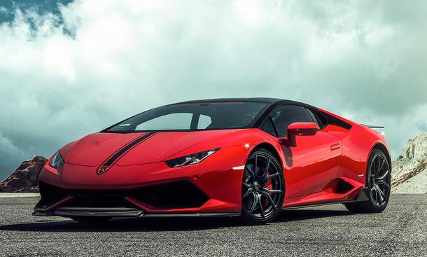 Vorsteiner Lamborghini Huracan Tuning Verona Aero Felgen