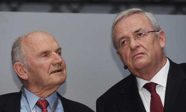 Ferdinand Piëch Volkswagen Martin Winterkorn VW Zukunft
