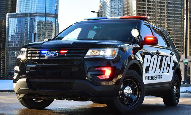 2016 ford police interceptor utility polizei auto suv