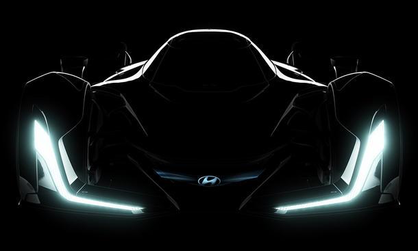 Hyundai N 2025 Vision Gran Turismo IAA 2015