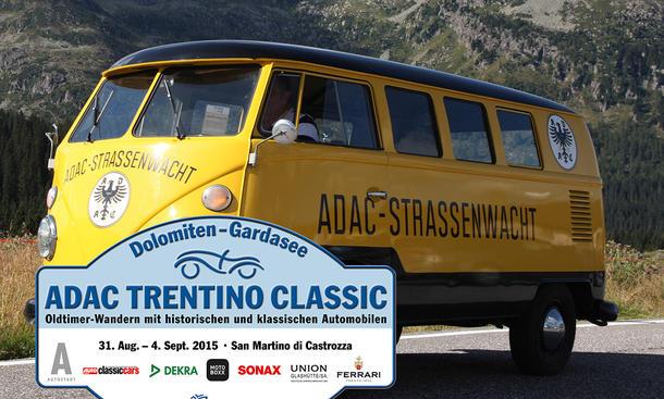 ADAC Trentino Classic 2015 Startplatz gewinnen Oldtimer