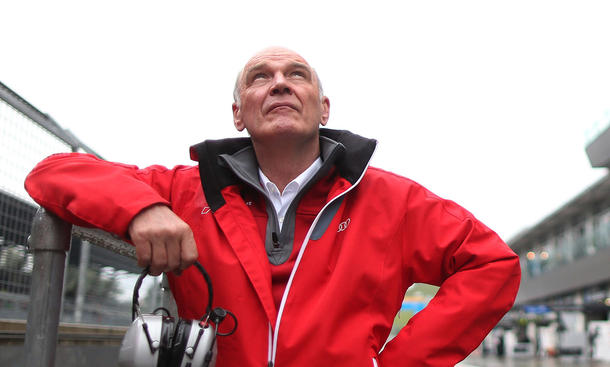 DTM Funk-Skandal 2015 Scheider Ullrich Kritik Vorstand