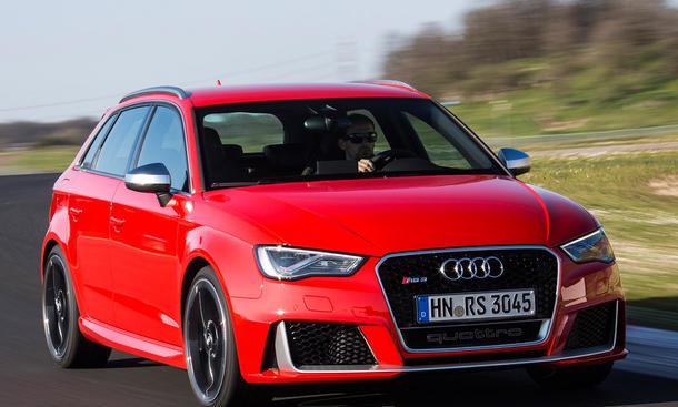 Audi RS 3 von Abt