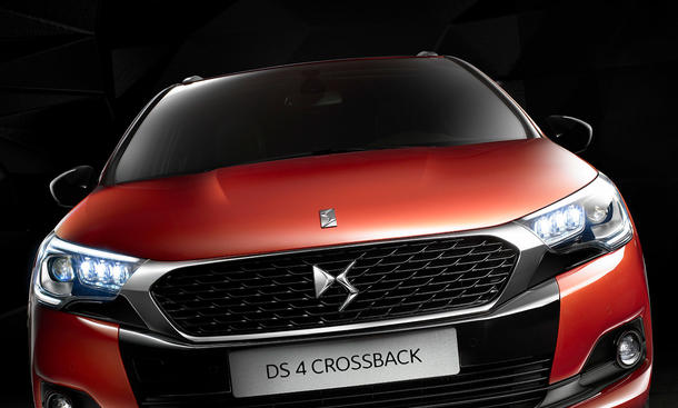 Citroen DS 4 Crossback IAA 2015 Crossover