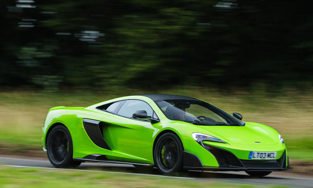 jeremy clarkson gets mclaren 675 lt supersportwagen tv star
