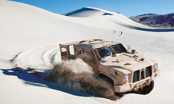 Oshkosh JLTV Humvee-Nachfolger US-Armee HMMWV