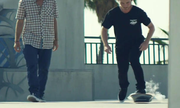 lexus hoverboard video 2015 entwicklung technik