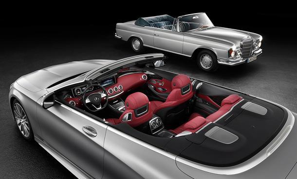 mercedes s klasse cabrio 2015 iaa rendering offizielles bild foto