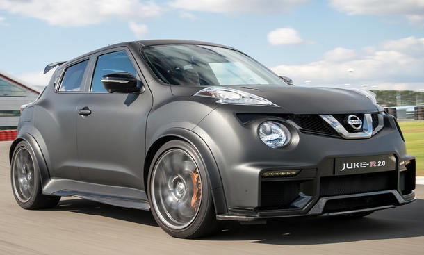 Nissan juke r 2 0 2015 fahrbericht for Fahrbericht nissan juke
