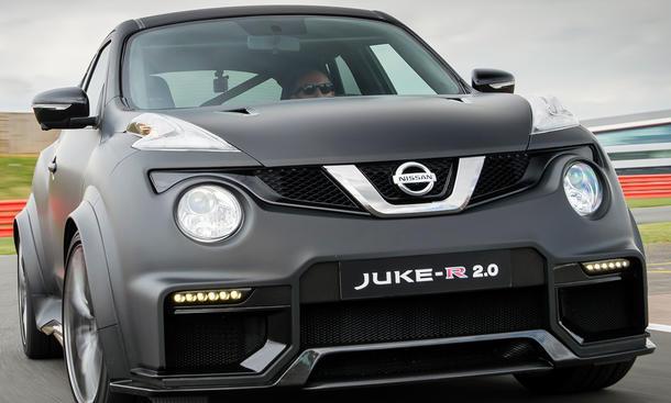 Nissan juke r 2 0 2015 fahrbericht bild 4 for Fahrbericht nissan juke