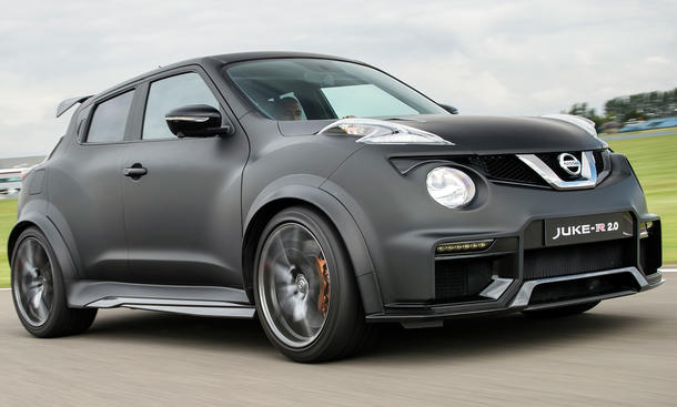 Nissan juke r 2 0 2015 fahrbericht bild 9 for Fahrbericht nissan juke