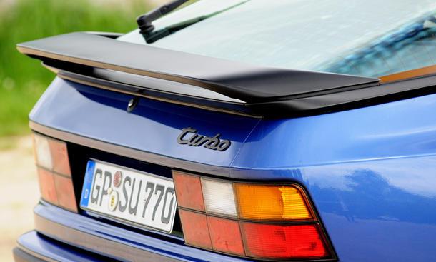porsche 944 turbo classic cars spoiler vergleichstest sportwagen