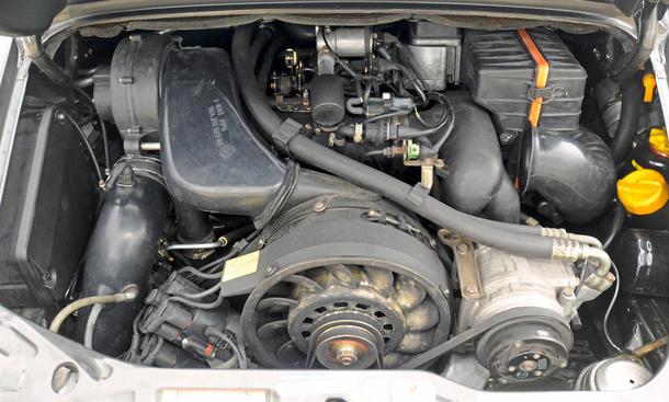 porsche 911 carrera 2 964 vergleichstest classic cars motor