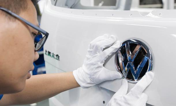 China-Krise 2015 Absatz Autobauer Verkaufszahlen