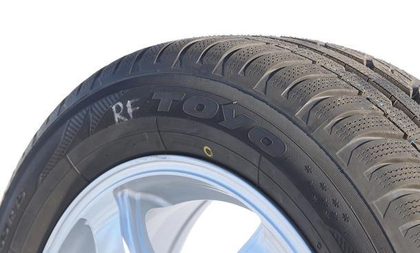 Winterreifen Test 185/65 R 15 Toyo