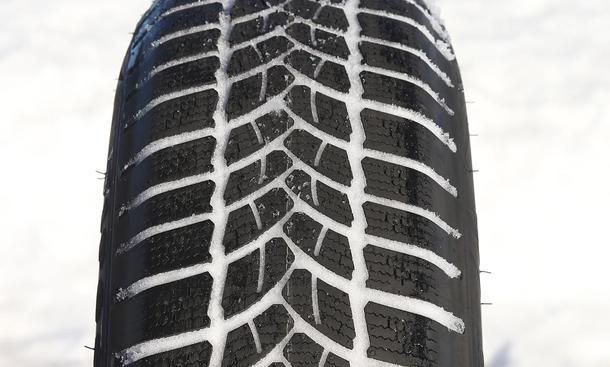Winterreifen Test 185/65 R 15 Firestone