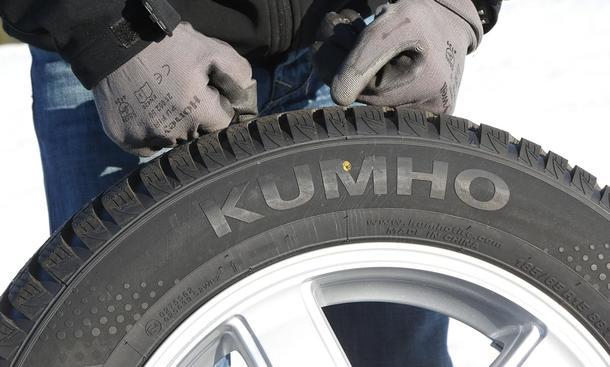 Winterreifen Test 185/65 R 15 Kumho