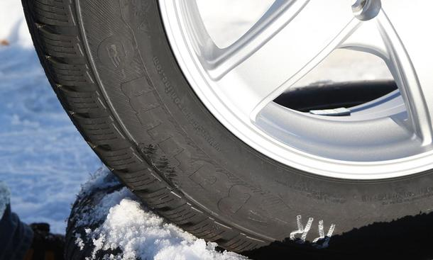Winterreifen Test 185/65 R 15 Barum