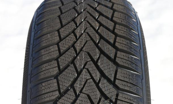 Winterreifen Test 185/65 R 15 Continental