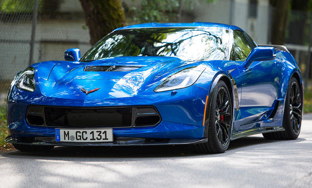 corvette zo6 geiger geigercars tuning bodykit leistung