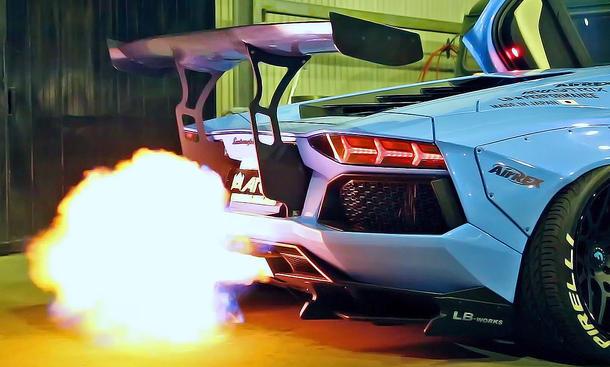 Liberty Lamborghini Aventador LP720-4 50th Anniversario