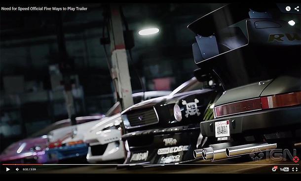 need for speed racing game ken block magnus walker speed style rauh welt porsche