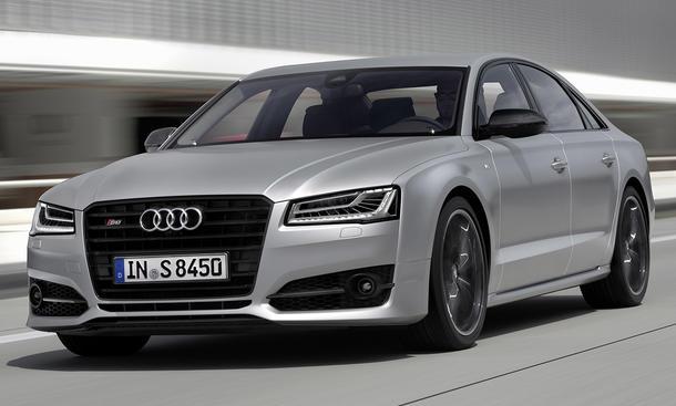 IAA 2015 Luxus-Highlights Audi S8 plus