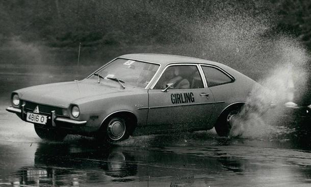 Ford Pinto Skandal Sicherheit