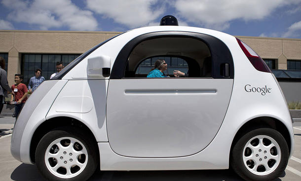 zukunft autoindustrie google auto apple autobauer