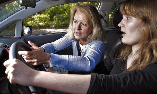 Autofahrer Streit Beifahrer Sprüche Mitfahrer Reaktion