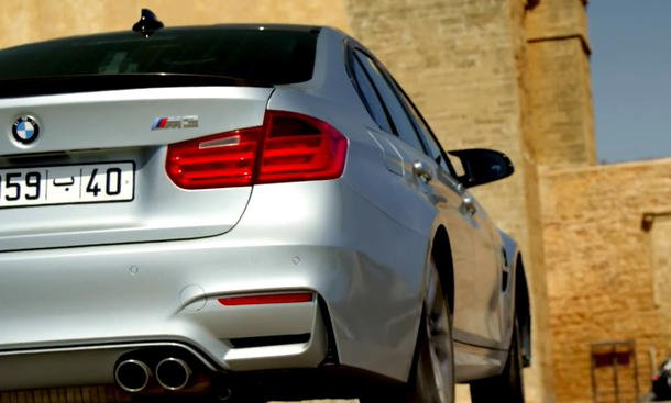 bmw m3 f80 mission impossible rouge nation filmauto