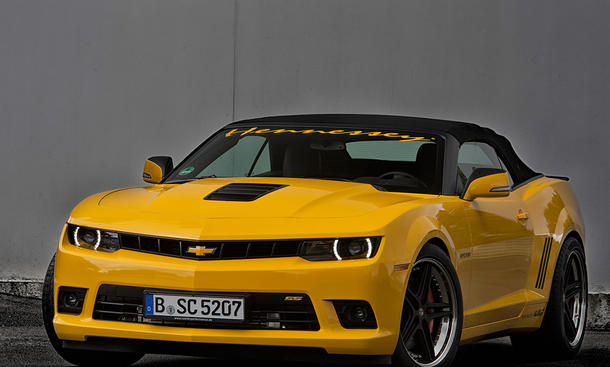 chevrolet camaro hpe 700 hennessey tuning us car