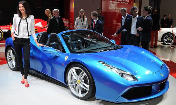 Ferrari 488 Spider (2015)